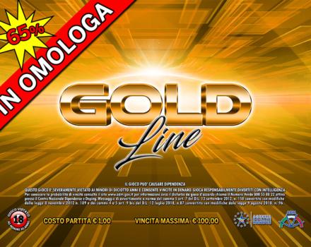 GOLD LINE